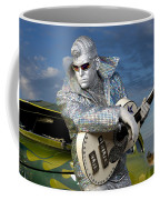 Silver Elvis Coffee Mug