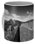 The Great Wall Of China Near Jinshanling Village, Beijing Coffee Mug