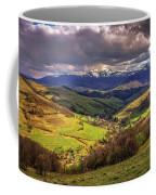 The Land Of Ukraine Coffee Mug
