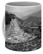 The Mutianyu Section Of The Great Wall Of China, Mutianyu Valley Coffee Mug