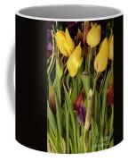 Tulips Wilting Coffee Mug