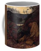Wallis Henry The Stonebreaker2 Henry Wallis Coffee Mug