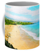 Nature Painted Landscape Coffee Mug
