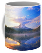 Oil Painting Landscape Pictures Nature Coffee Mug