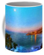 Nature Landscape Painting Coffee Mug