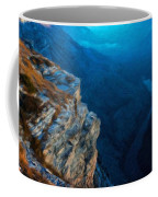 Landscape Oil Painting Nature Coffee Mug