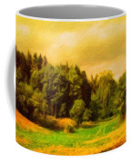 Nature Pictures Of Oil Paintings Landscape Coffee Mug