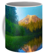 Nature Landscape Paintings Coffee Mug