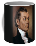 James Monroe (1758-1831) Coffee Mug by Granger