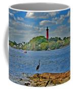 16- Jupiter Lighthouse Coffee Mug