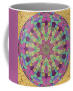 Mandala Ornament Coffee Mug