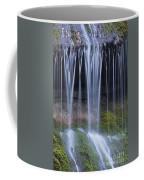 Water Flowing Over Rocks Coffee Mug