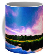 Oil Paintings Art Landscape Nature Coffee Mug