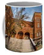 16th Street Baptist Church Steps In Birmingham Alabama Coffee Mug