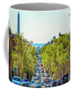 16th Street Northwest Coffee Mug
