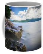 Beautiful Landscape Scenes At Lake Jocassee South Carolina Coffee Mug