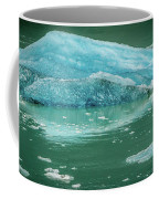 Magnificent Sawyer Glacier At The Tip Of Tracy Arm Fjord Coffee Mug