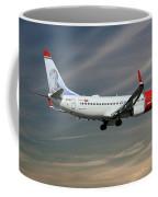 Norwegian Boeing 737-8jp Coffee Mug