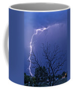 17 Street To Hygiene Lightning Strike. Coffee Mug