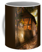 1700s House Old Salem Coffee Mug
