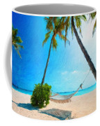 Nature Landscape Lighting Coffee Mug