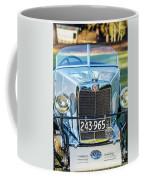 1743.037 1930 Mg Grill Coffee Mug