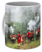 1763 Bushy Run British Counterattack Coffee Mug
