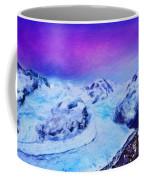 Nature Original Landscape Painting Coffee Mug
