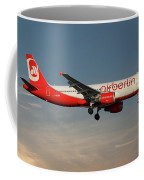 Air Berlin Airbus A320-214 Coffee Mug