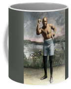 Jack Johnson, 1878-1946 Coffee Mug