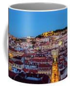 Lisbon, Portugal Coffee Mug