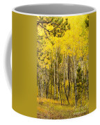Rocky Mountain Autumn Coffee Mug