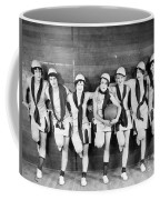 Silent Film Still: Sports Coffee Mug