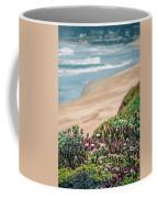 Western Usa Pacific Coast In California Coffee Mug