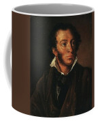 1827 Vasily Tropinin Coffee Mug