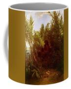 1856-57 Pan Amongst The Reeds Arnold Bcklin Coffee Mug