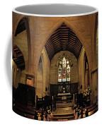 1865 - St. Jude's Church  - Interior Coffee Mug
