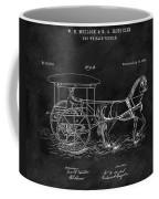 1888 Horse Drawn Carriage Coffee Mug