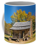 1890's Farm Cabin Coffee Mug