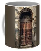 1891 Door Cyprus Coffee Mug