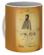 1897 Barber Apron Coffee Mug