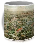 1897 Nashville Tennessee Coffee Mug