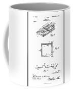 1898 Animal Mouse Trap Coffee Mug
