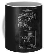 1899 Horse Track Patent Coffee Mug