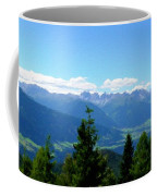 K Landscape Coffee Mug