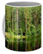 Landscape Painting Oil Coffee Mug