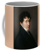 Self Portrait Coffee Mug