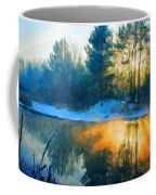 Nature Oil Paintings Landscapes Coffee Mug
