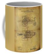 1903 Tractor Patent Coffee Mug