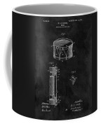 1905 Drum Patent Illustration Coffee Mug